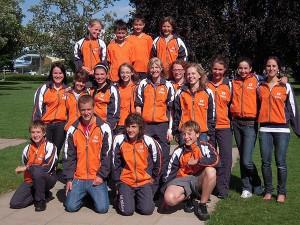Team SKWidnau in Kreuzlingen - am Sonntag lachten sie und die Sonne