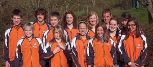 Team SKWidnau an IABS-Frühjahrsmeisterschaften