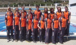 Team und Trainerinnen
